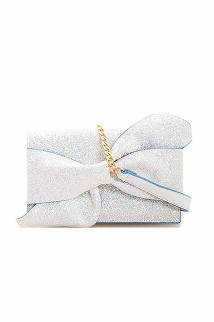 GLITTER BOW Icey