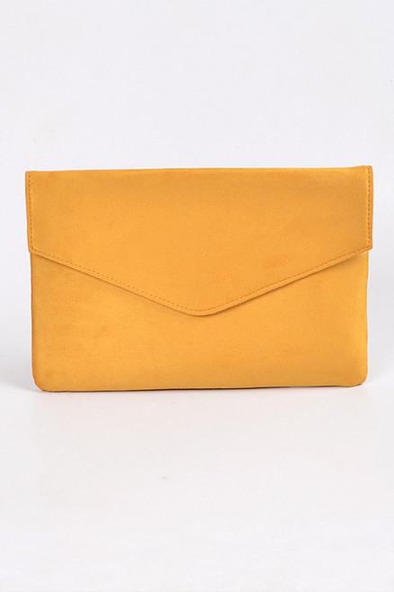 MONEY BAG Mustard