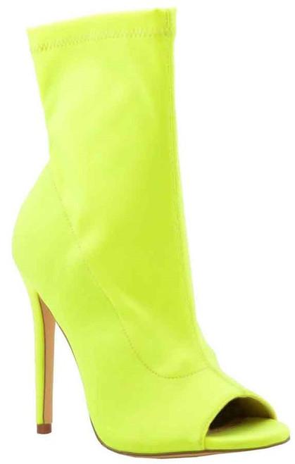 HUDSON Neon Yellow