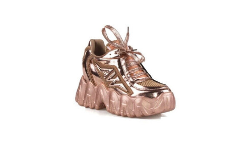AW SNEAKERS Rose Gold