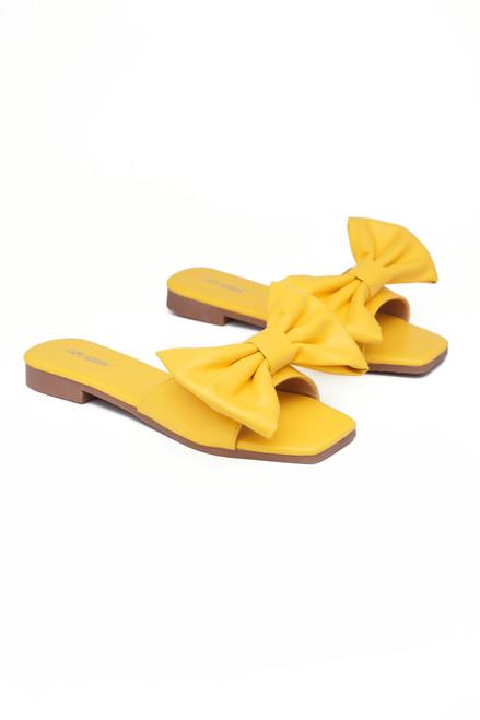 JUJU BOW Yellow