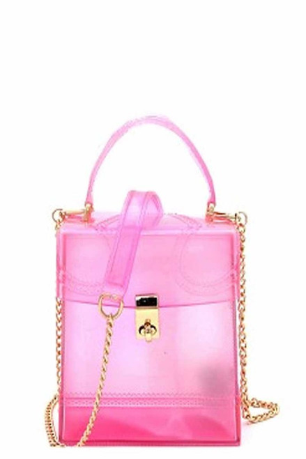 BOX JELLY Pink