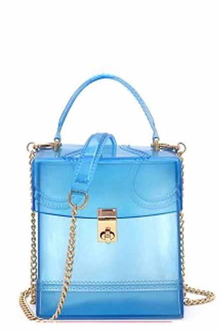 BOX JELLY Blue
