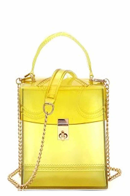 BOX JELLY Yellow