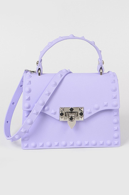 Kelly Small Jelly Purse Lavender