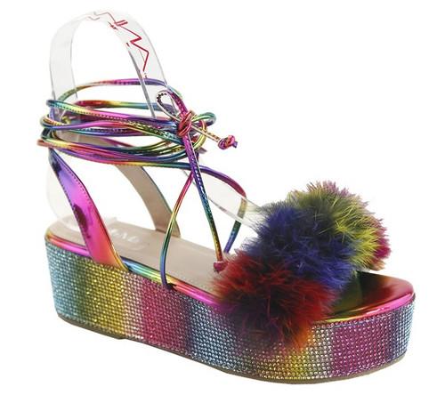 Lala Glam Rainbow