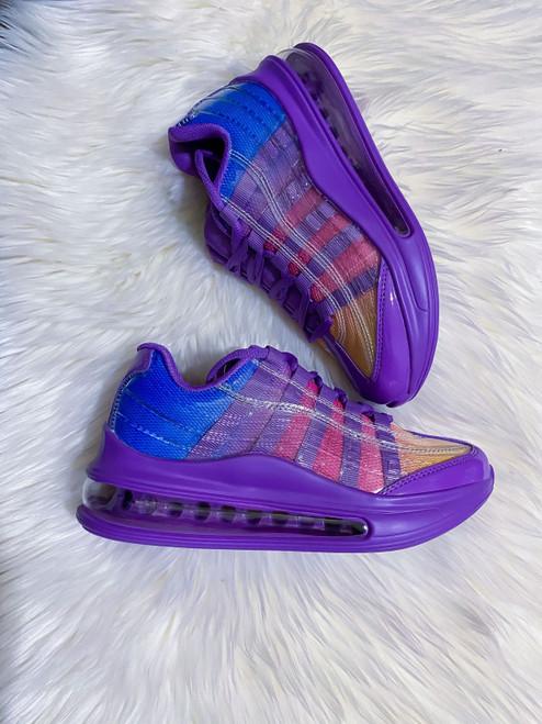 Kelly Swag Purple