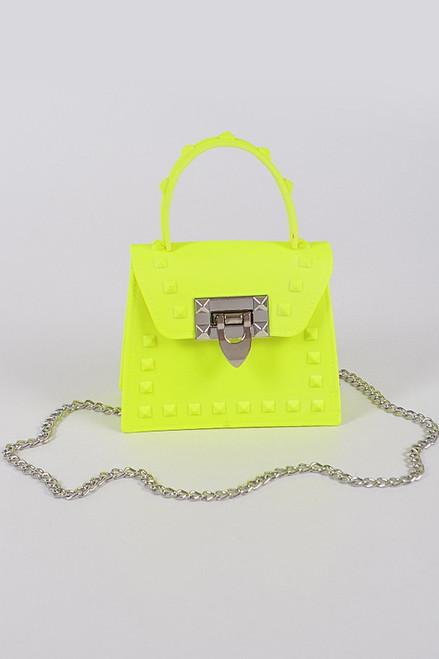 Kelly Jelly Mini 2 Neon Yellow