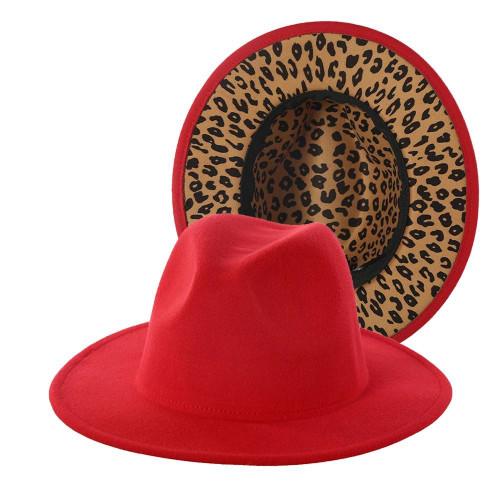 Hottest Fedora Red Leo