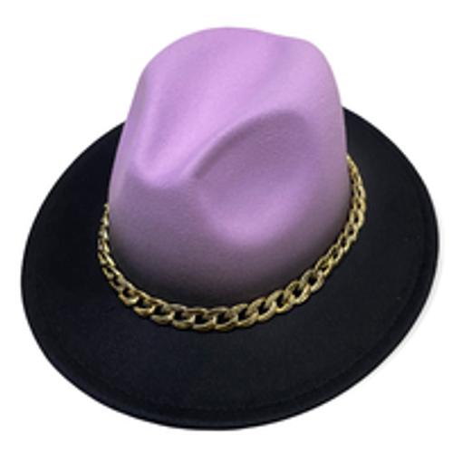 Ombre Fedora Lavender