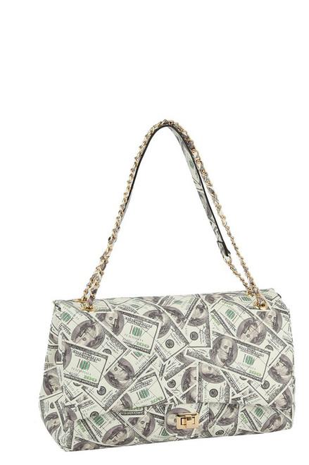 Lucky Dollar Handbag