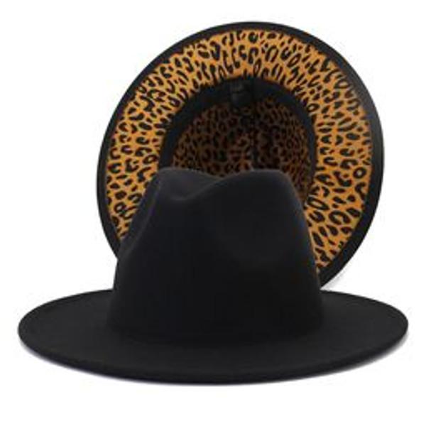 Hottest Fedora Black Leo