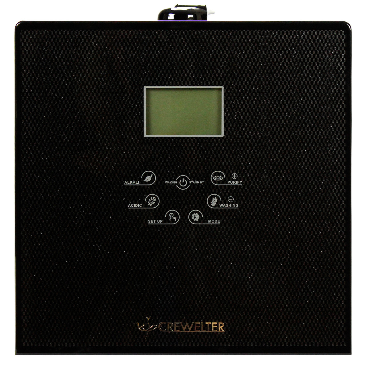 Crewelter 9 Plate Alkaline Water Ionizer and Purifier
