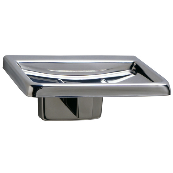 B-6807 Surface-Mounted Soap Dish