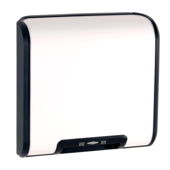 Bobrick B-7120 115V QuietDry™ Series, TrimDry™ ADA Surface-Mounted Hand Dryer