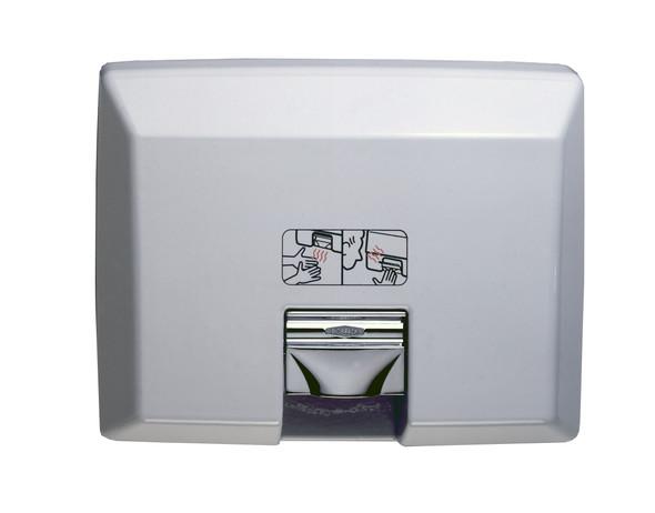 Bobrick B-750 230V AirCraft® ADA Recessed Hand Dryer