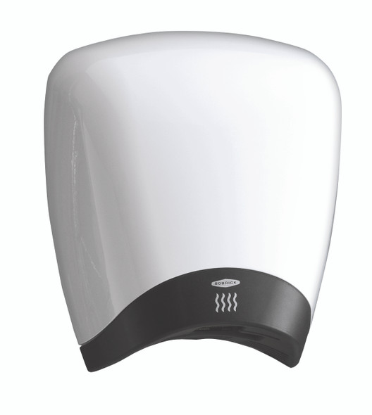 Bobrick B-770 230V QuietDry™ Series, DuraDry™ Surface-Mounted High Speed Hand Dryer