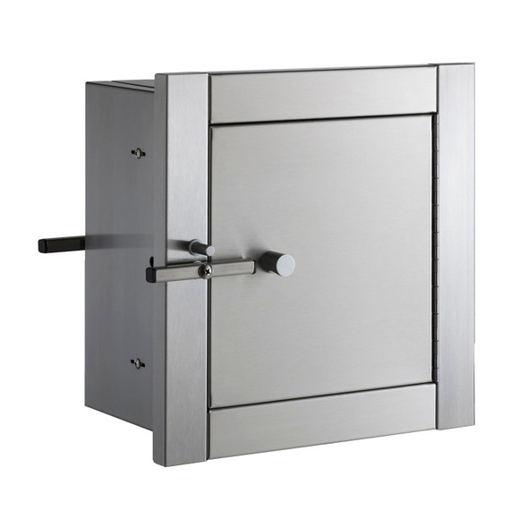 Bobrick B-50516 Recessed Heavy Duty Specimen Pass-Through Cabinet