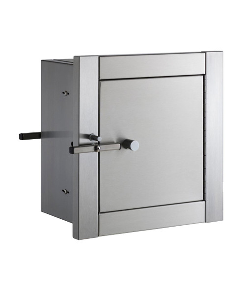 Bobrick B-50517 Recessed Heavy Duty Specimen Pass-Through Cabinet