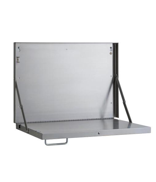 Bobrick B-3541 Surface-Mounted Sanitaryn Disposal Bag Dispenser
