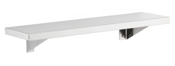 Bobrick B-295 x 18 Stainless Steel Shelf