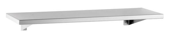 Bobrick B-298 x 18 Stainless Steel Shelf