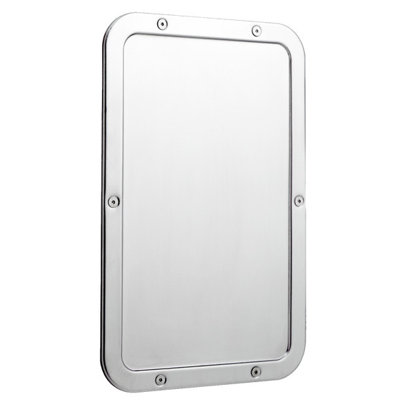 Bobrick B-942 Frameless Mirror