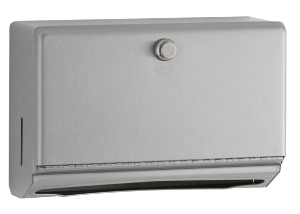 Bobrick B-2621 ClassicSeries® Surface-Mounted Paper Towel Dispenser