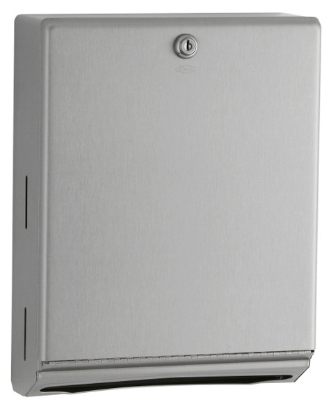 Bobrick B-262 ClassicSeries® Surface-Mounted Paper Towel Dispenser