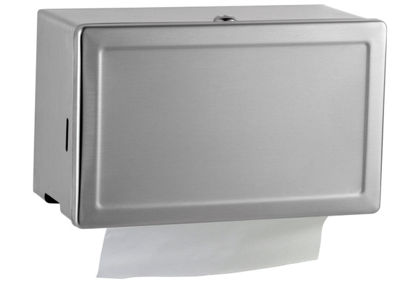 Bobrick B-263 Surface-Mounted Paper Towel Dispenser