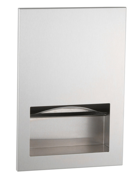 Bobrick B-35903 TrimLineSeries™ Recessed Paper Towel Dispenser