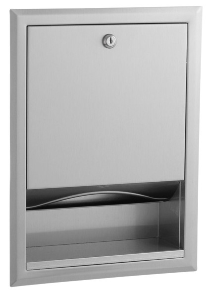 Bobrick B-359 ClassicSeries® Recessed Paper Towel Dispenser