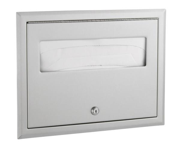 Bobrick B-301 ClassicSeries® Recessed Seat-Cover Dispenser