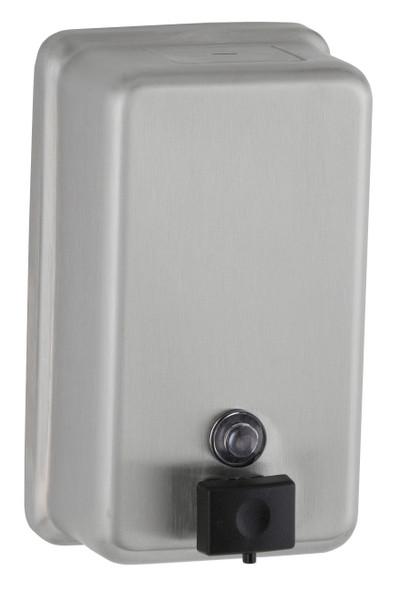 Bobrick B-2111 ClassicSeries® Surface-Mounted Soap Dispenser