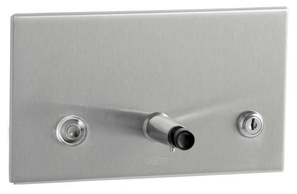 Bobrick B-306 TrimLineSeries™ Recessed Soap Dispenser
