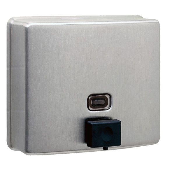 Bobrick B-4112 ClassicSeries® Surface-Mounted Soap Dispenser