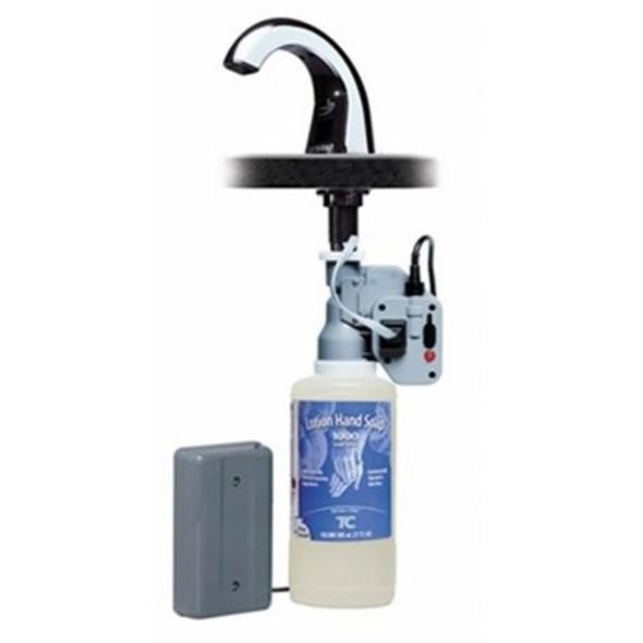 Bobrick B-826.18 Automatic Soap Dispenser Starter Kit, Liquid