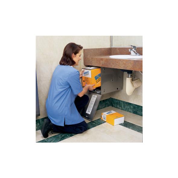 Bobrick B-830 Soap System Cabinet
