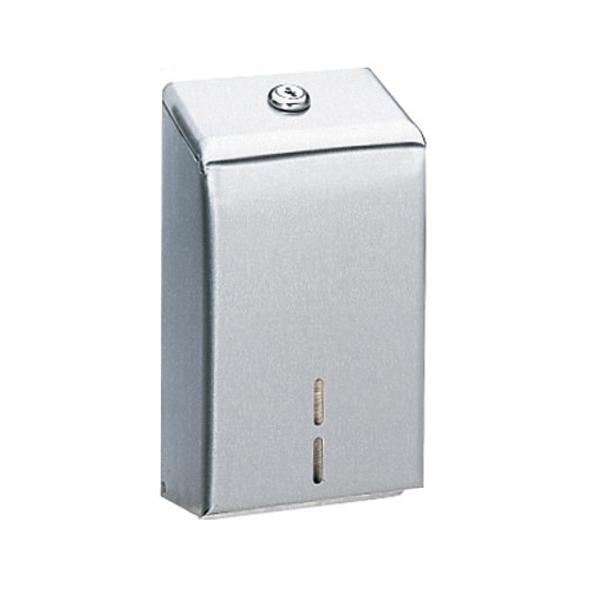 Bobrick B-272 Surface-Mounted Toilet Tissue Cabinet