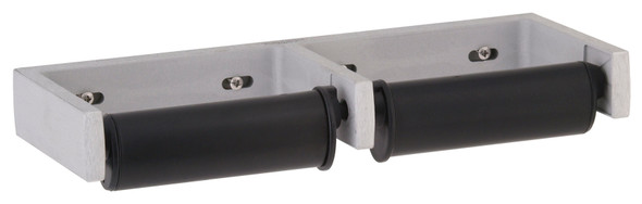Bobrick B-2740 ClassicSeries® Toilet Tissue Dispenser for Two Rolls