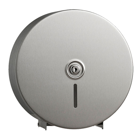 Bobrick B-2890 Single Jumbo-Roll Surface-Mounted Toilet Tissue Dispenser