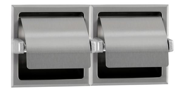 Bobrick B-6997 Recessed Toilet Tissue Dispenser