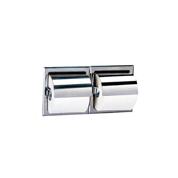 Bobrick B-699 Recessed Toilet Tissue Dispenser