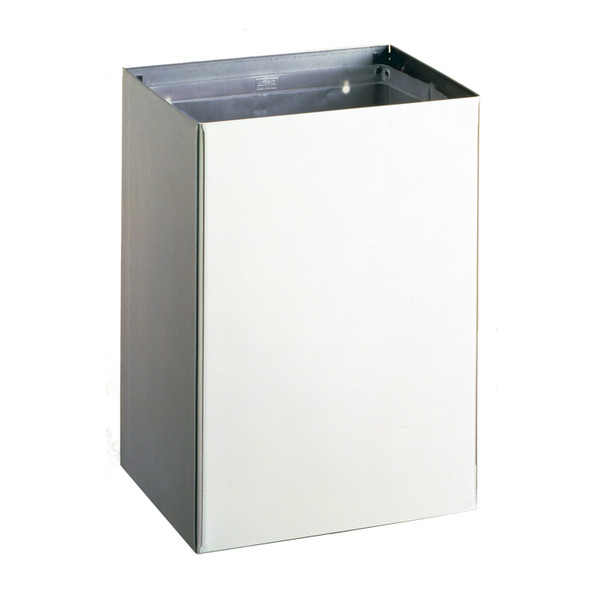Bobrick B-275 Surface-Mounted Waste Receptacle