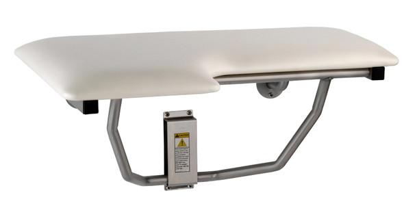Bobrick B-517 Folding Shower Seat