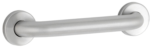 "Bobrick B-6806 x 18 1-1/2"" Diameter Straight Grab Bar"