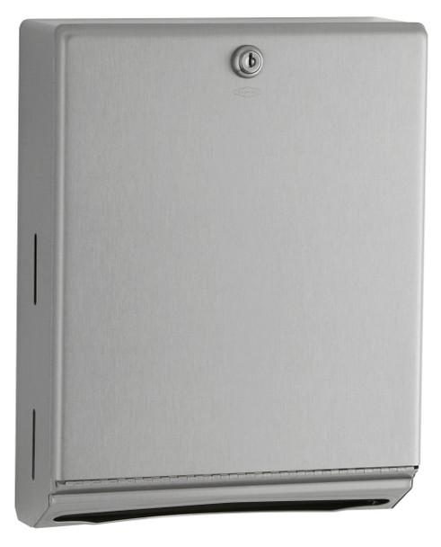 Bobrick B-262 ClassicSeries® Surface-Mounted Paper Towel Dispenser