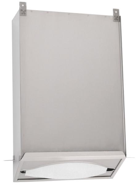 Bobrick B-318 Recessed Paper Towel Dispenser
