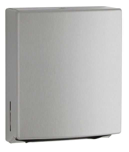 Bobrick B-4262 ConturaSeries® Surface-Mounted Paper Towel Dispenser with TowelMate