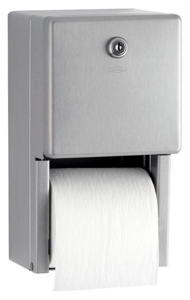 Bobrick B-2888 ClassicSeries® Surface-Mounted Multi-Roll Toilet Tissue Dispenser
